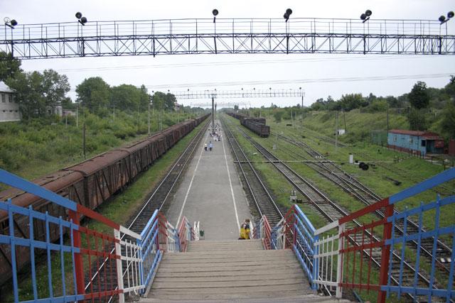 Вокзал Верхняя Терасса